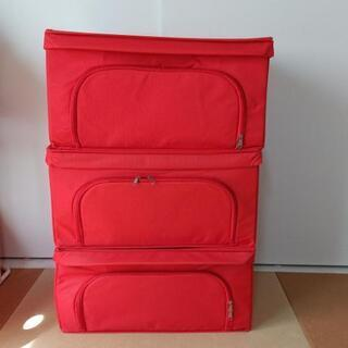 ビバライズ 多機能収納ボックス  3 箱