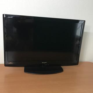 シャープ 液晶テレビ LC-32V5   2011年製