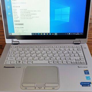 Panasonic CF-AX3 (中古 タブレット 2in1 ...