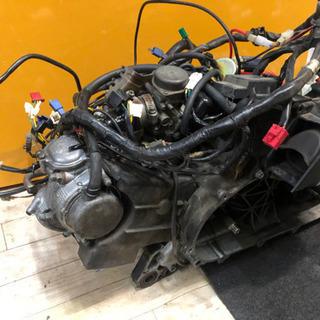 シグナスx 1型se12J キャブ車 エンジン、ハーネス類一式 ...