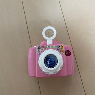 (おまけ)プリキュア  カメラ