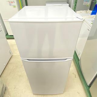 '19 Haier 冷蔵庫 130L ホワイト JR-N1…