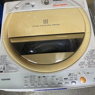 2012年製 東芝 洗濯機 aw-60gl(w)