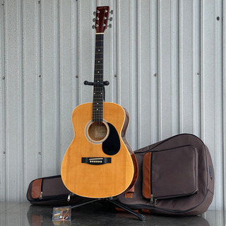 格安で!アコースティックギター◇F-15/N 入門セット(スタン...