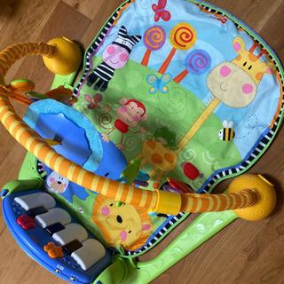 Fischer price ベビージム 赤ちゃん玩具