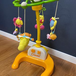 ベビーメリー combi  赤ちゃん玩具