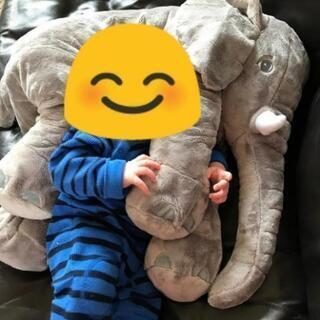 ベビー 抱き枕の画像