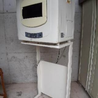 衣類乾燥機LPガス 乾太くん4kg
