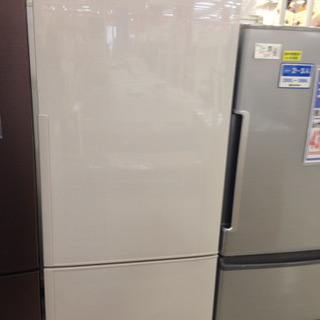 取りに来れる方限定!SHARPの2ドア冷蔵庫です!