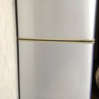 冷蔵庫 140L  貰って下さい