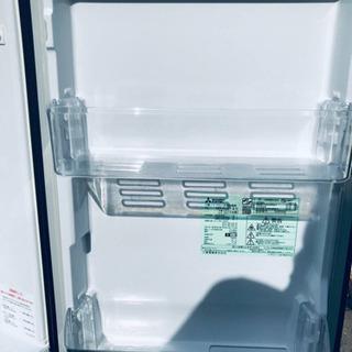 ②690番 三菱✨ノンフロン冷凍冷蔵庫✨MR-P15Y-B‼️ - 家電