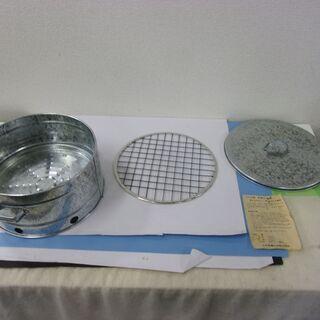 JM11181)焼き芋機 ストーブの上でご使用になれます 土井金属化成(株) 中古品 - 尼崎市