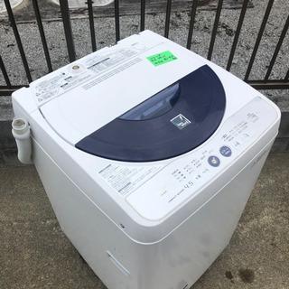 SHARP 2014年製 洗濯機 4.5キロ
