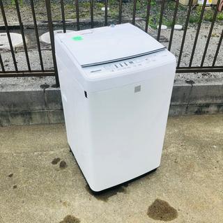 ハイセンス 2018年製 4.5キロ 洗濯機
