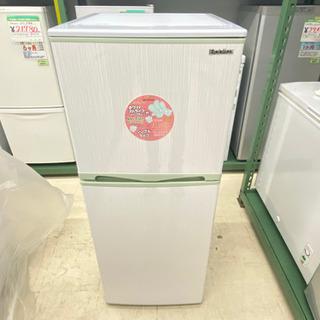 再生品 '17 Elabitax 2ドア冷蔵庫 138L …