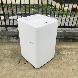 無印良品 2014年製 4.5キロ 洗濯機