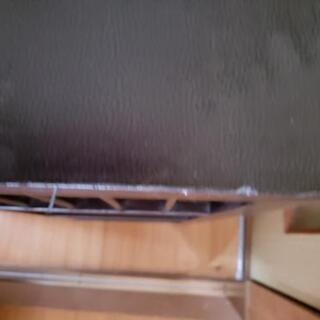リビング収納 籐製籠 棚(取引中) − 富山県