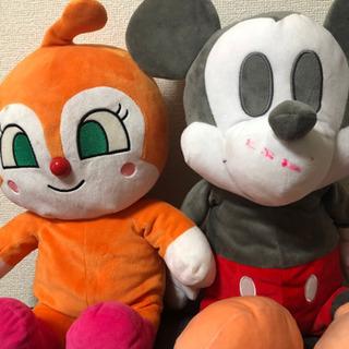ドキンちゃん&ミッキーマウス
