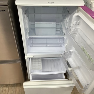 安心の6ヵ月保証付き!!2013年製SHARP(シャープ)の冷蔵庫!! - 海部郡