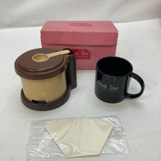 【コーヒー派の方どうぞ☕️】コーヒー ドリッパー&マグセット