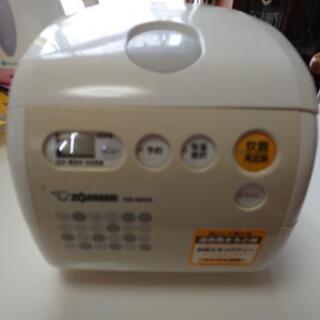 中古 炊飯器 *白*ZOjirushi * 3合炊き