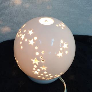 星柄 ランプ