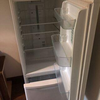 【引き取り限定・山梨県北杜市】★冷凍冷蔵庫(168ℓ)差し…