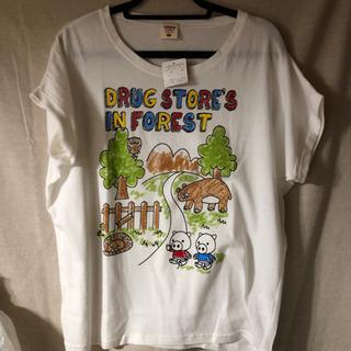 ドラッグストアーズ Tシャツ 新品未使用品