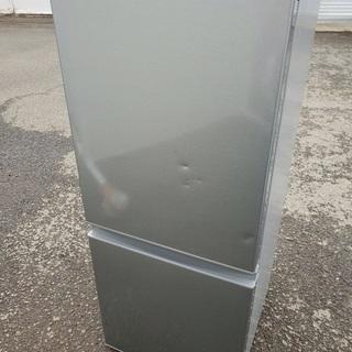♦️EJ931B AQUAノンフロン冷凍冷蔵庫