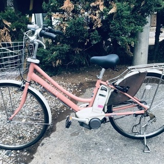 ♦️EJ942B  電動自転車