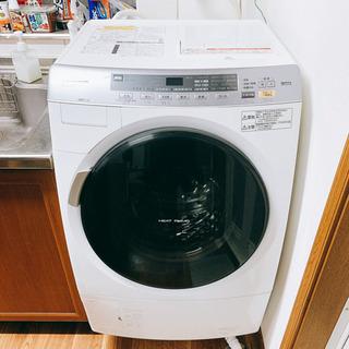 ドラム 洗濯機 Panasonic NA-VX3101R-…
