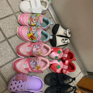 子供用靴14cm~16cm★あげます