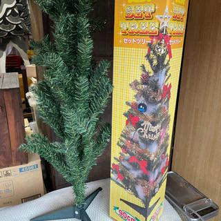 クリスマスツリーと電球