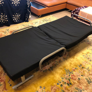 折りたたみベッド シングル
