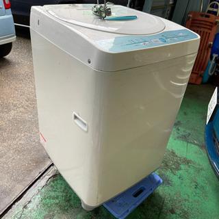 シャープ 洗濯機 4.5kg ES-GL45 2008年