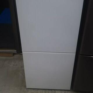 ツインバード 2019年製 2ドア冷蔵庫 HR-E911(…