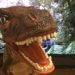 大型、ティラノサウルス フィギュア
