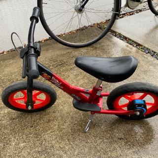 カーズのキッズバイク