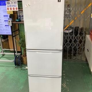 安心の6ヶ月保証付! SHARP 3ドア冷蔵庫 350L …