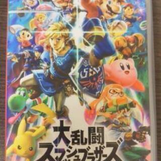 美品 Nintendo Switch 大乱闘スマッシュブラザーズ...