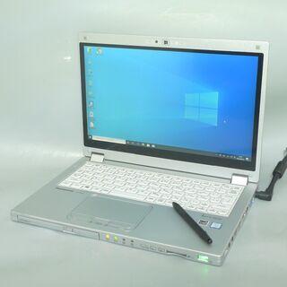 送料無料 日本製 タッチ対応 ノートパソコン 中古良品 S…