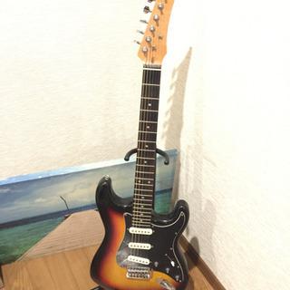 エレキギター《新品ソフトケース付き》