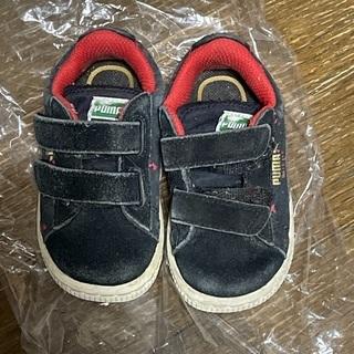 PUMA 13cm 靴