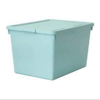 【ネット決済】IKEA SOCKERBIT  収納ボックス ふた...