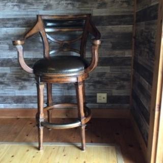 見てから決める! ごっつさがカッコいい椅子