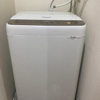洗濯機 7kg パナソニックNA-F70PB10