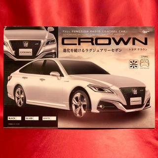 【取引中】トヨタ クラウン ラジコン 白
