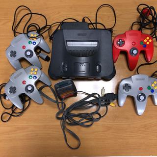 【ネット決済・配送可】Nintendo64