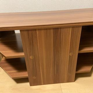 ぼん家具 テレビ台 テレビラック コーナー 木製 ボード …