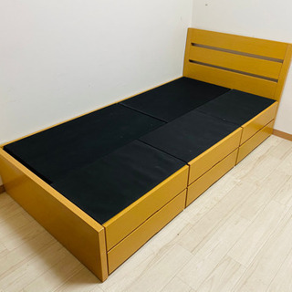 シングルベッド???